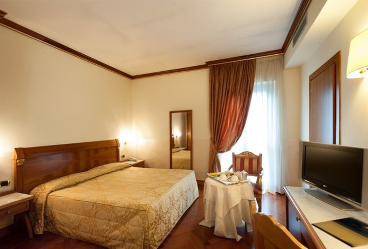 Double room Marconi Hotel Milan