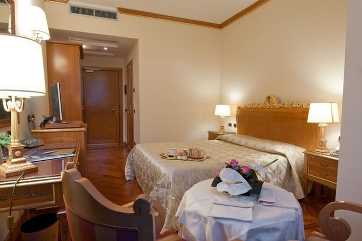 Superior Double Room Marconi Hotel Milan