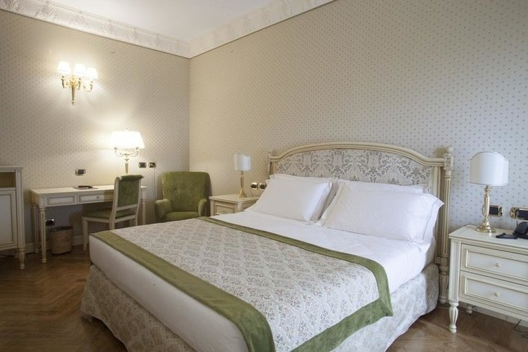 King room marconi hotel milan