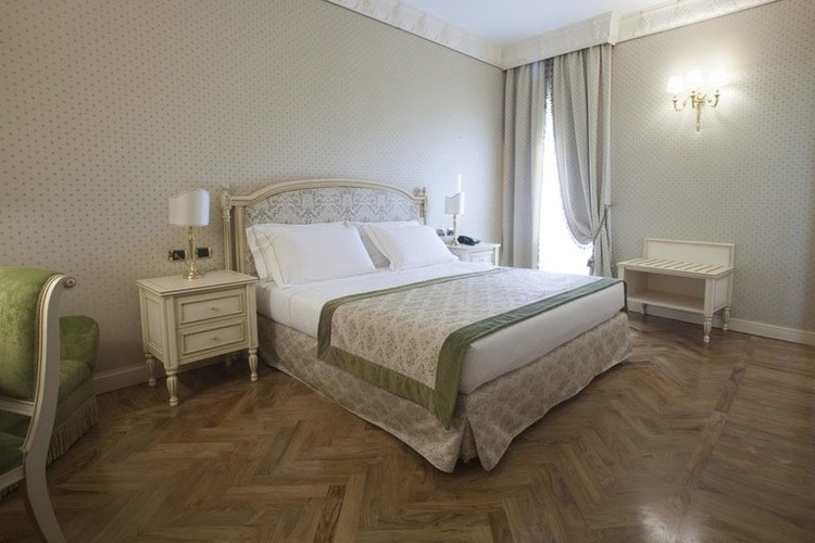 King room Marconi Hotel Milan